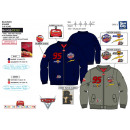 wholesale Licensed Products: Cars 3 - 100% polyester bombers