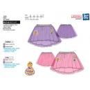 grossiste Vetements enfant et bebe: TANGLED series - jupe 100% polyester