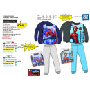 Spiderman - hosszú pamut pizsama 100% poliészter