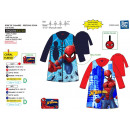 wholesale Dresses: Spiderman - 100% polyester coral dressing gown