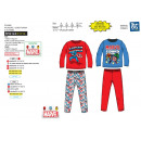 MARVEL COMICS - 100% coton long pajamas
