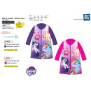 MY LITTLE PONY - robe de chambre coral 100% polyes