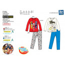 DC SUPER HERO GIRLS - pyjama long imprime 100% cot