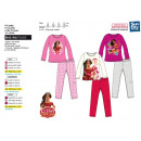 ELENA OF AVALOR - 100% coton long pajamas