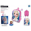 wholesale Licensed Products: frozen - backpack 31x25x11cm 100% polyester