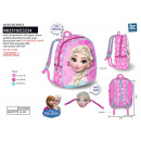 frozen - backpack + mask 32x25x12cm 10