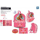 ELENA OF AVALOR - backpack 31x24x10cm 100% polyes