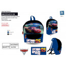 Cars 3 - backpack 29x24x10cm 100% polyester