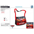 Cars 3 - shoulder bag 28x20x7cm 100%