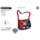 wholesale Bags: Paw Patrol - shoulder bag 28x20x7cm 100%
