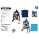 Paw Patrol - medence táska 37,5x31,5cm 100% poliés