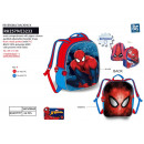 wholesale Bags & Travel accessories: Spiderman - backpack 35x28x14cm 100% ...