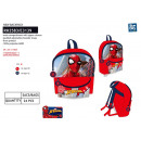 Spiderman - backpack 29x24x10cm 100% polyester