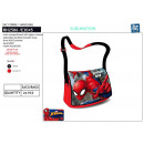 Spiderman - shoulder bag 28x20x7cm 100%