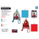Spiderman - medence táska 37,5x31,5cm 100% poliész