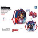 Avengers CLASSIC - mochila 35x28x14cm 100% poliést