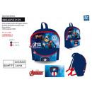 Avengers CLASSIC - mochila 29x24x10cm 100% poliést