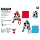 Mickey - bolso de piscina 37,5x31,5cm 100% poliést