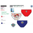Paw Patrol - box of 3 briefs 100% coton