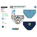 wholesale Underwear: BEYBLADE - box of 3 briefs 100% coton