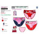 Minnie - kit of 3 panties 100% coto