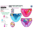 wholesale Underwear: Princess - kit of 3 panties 100% coto