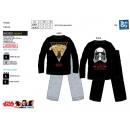 Star Wars VIII - 100% coton long pajamas