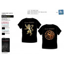 groothandel Kleding & Fashion: GAMES OF THRONES - Kort T-Shirt 100%
