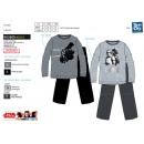 Star Wars IV - 100% coton long pajamas