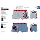 wholesale Underwear: Avengers CLASSIC - boxer 89% pes 11% ela