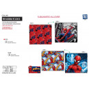 SPIDERMAN - collar reversible 100% polyester