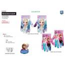 frozen - Handschuhe 99% Polyester / 1% Elasthan