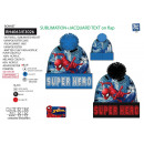 Spiderman - 100% polyester beanie