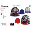 SPIDERMAN - bonnet multi composition