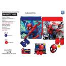 SPIDERMAN - set 2 pièces collar & gants 100% polye