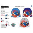 PAW PATROL - bonnet 100% acrylique