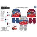 CARS 3 - set 2 pièces bonnet & gants multi
