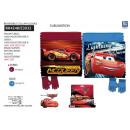 Cars 3 - Set 2 Stück Kragen & Handschuhe aus 1