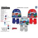 AVENGERS CLASSIC - set 2 pièces bonnet & gants mul