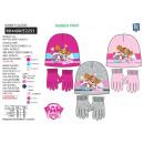 Großhandel Schals, Mützen & Handschuhe: Paw Patrol - Set 2 Stück Hut & Handschuhe Mult