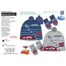 Cars 3 - set 2 pieces hat & gloves multi