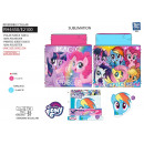 wholesale Licensed Products: My Little Pony - reversible collar 100% polyester