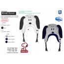 SNOOPY - peruvien 100% polyester