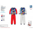 Mickey - long pajamas in a 100% coton box