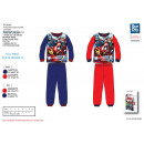 Avengers CLASSIC - long pajama under box 100% cot
