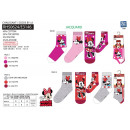 Minnie - pack 3 socks 40% co55% pe3