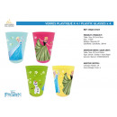 frozen - 4 Stück Plastikglas