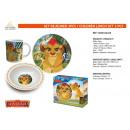 LION KING - Set 3-Zimmer-Frühstück