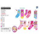 Princess - pack 3 socks 40% co55% pe3