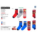 wholesale Socks and tights: Cars 3 - pack 3 socks 40% co55% pe3